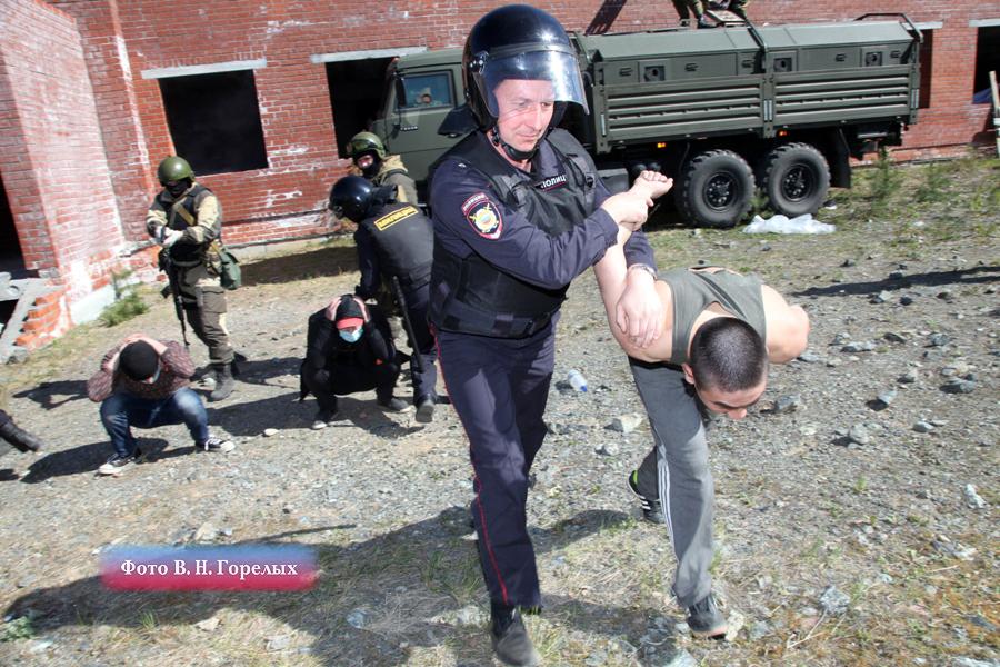 В Екатеринбурге пресекли беспорядки в центре временного содержания иностранных граждан
