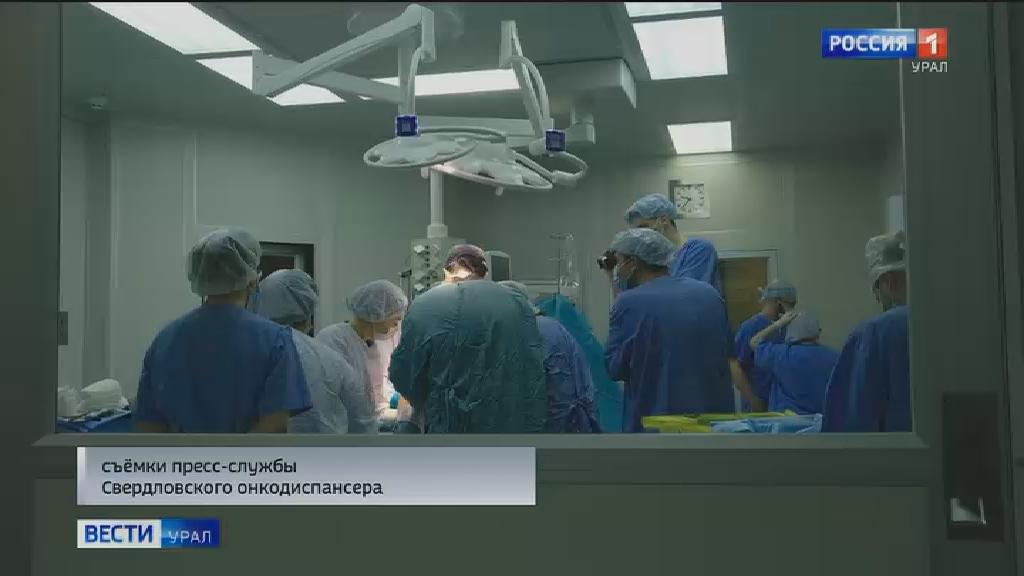 Уральские медики заменили пациенту кость, пораженную опухолью, на титановый протез