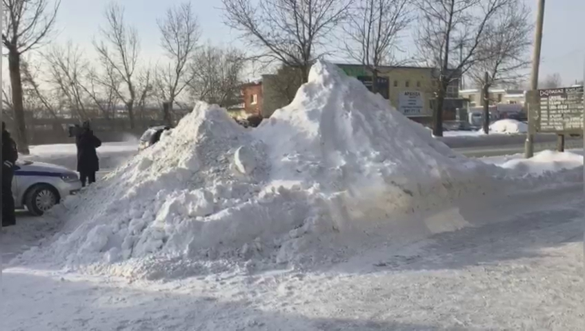В Екатеринбурге проверяют уборку снега