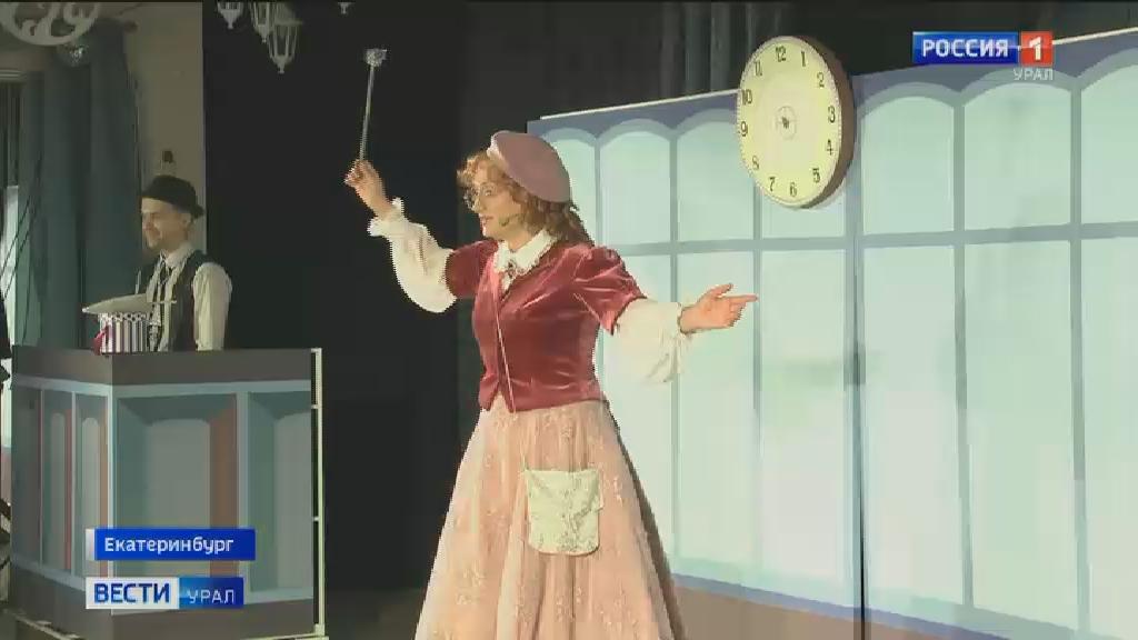 Театр «Щелкунчик» представил премьеру «Рождество в магазине игрушек»