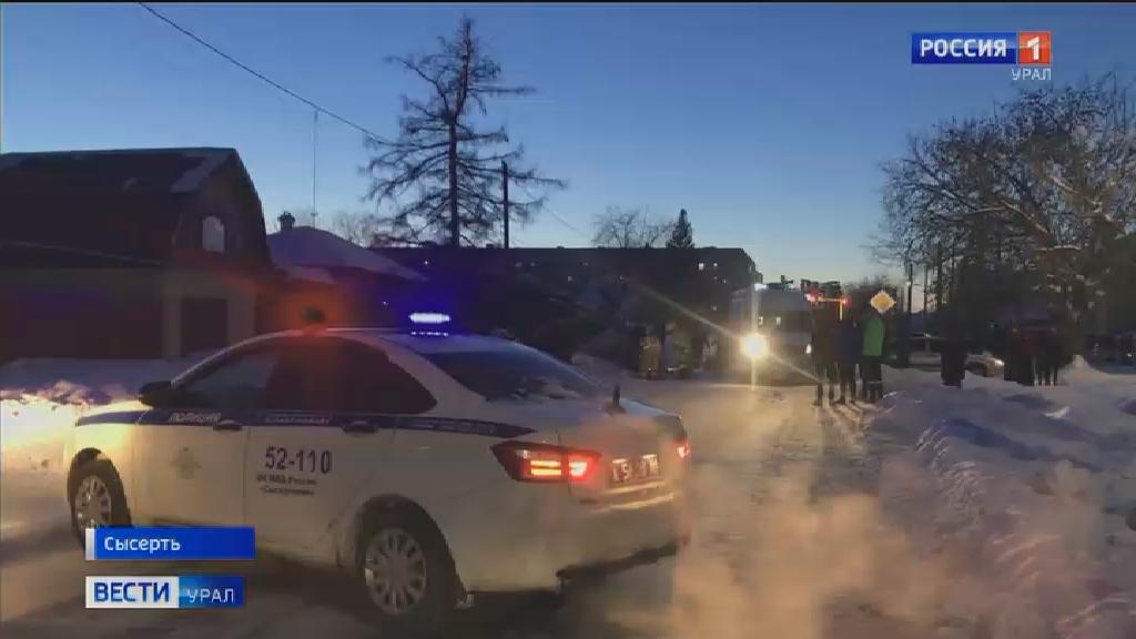 Два человека пострадали в ДТП в Сысерти