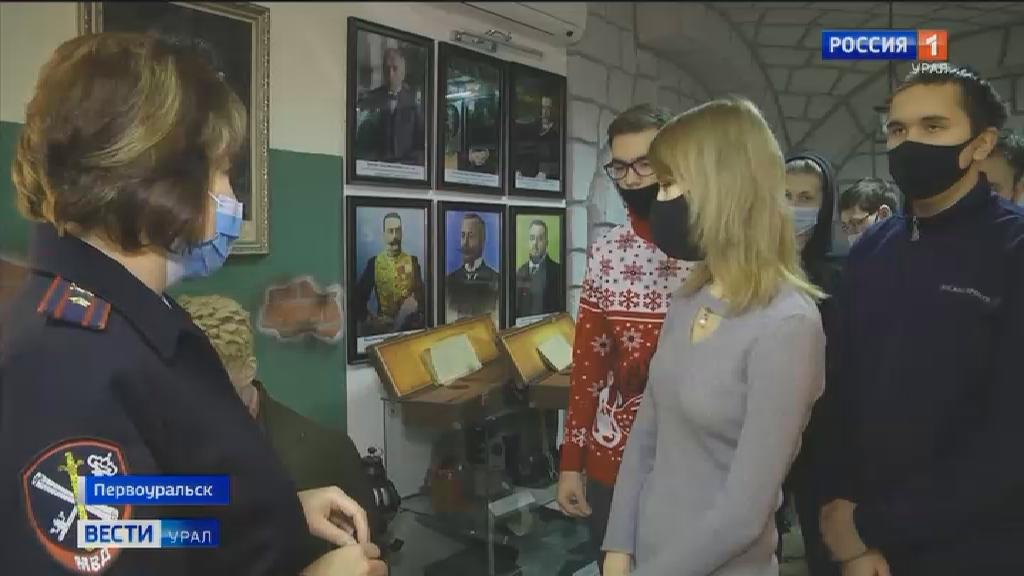 Акция «Студенческий десант» проходит в Первоуральске