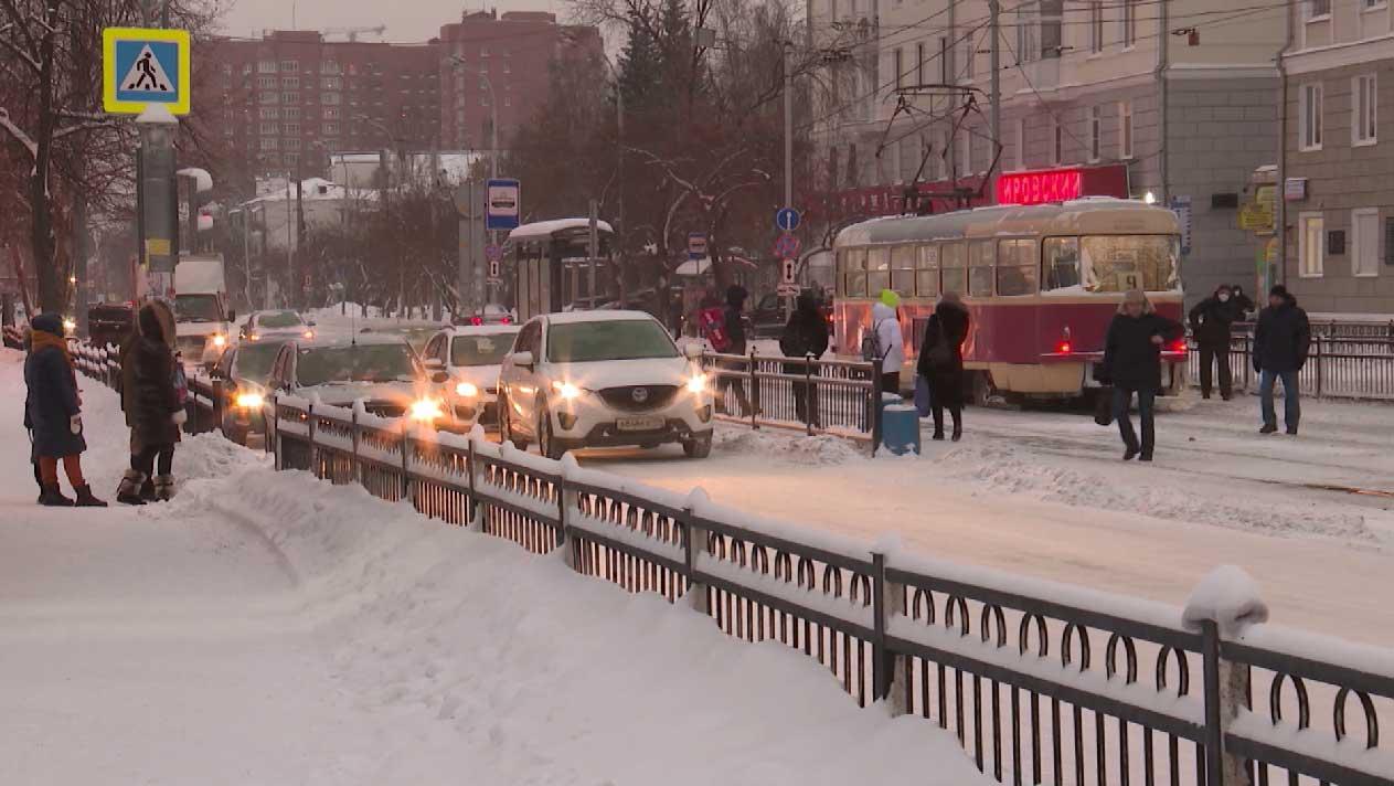 В Свердловской области похолодание до минус 42
