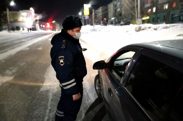 За выходные автоинспекторы задержали более 250 нетрезвых водителей