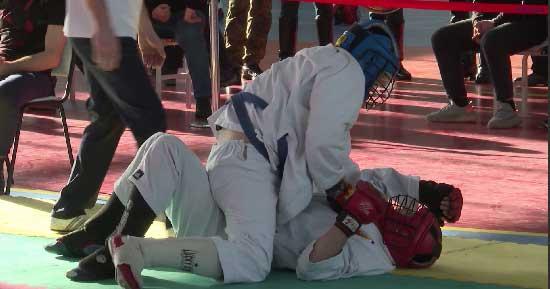 Чемпионат по армейскому рукопашному бою среди военнослужащих ЦВО прошёл в Екатеринбурге