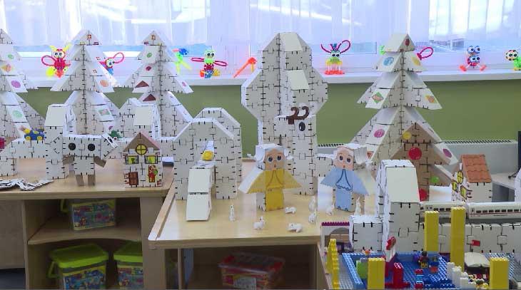 В Екатеринбурге открыли новый корпус детского сада