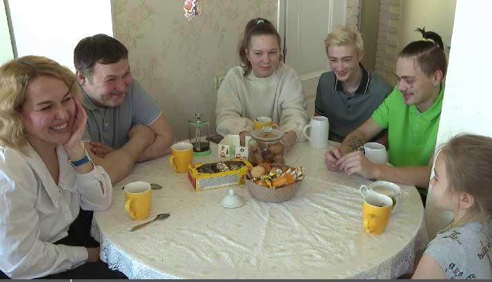 Формат «гостевой семьи» набирает популярность среди уральцев