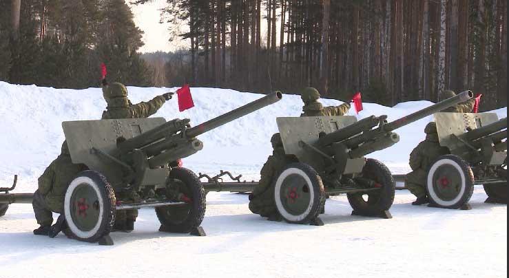 Праздничный салют прогремит в Екатеринбурге 23 февраля