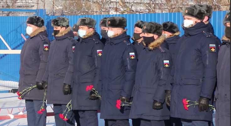 В столице Урала почтили память лётчика-аса Григория Речкалова