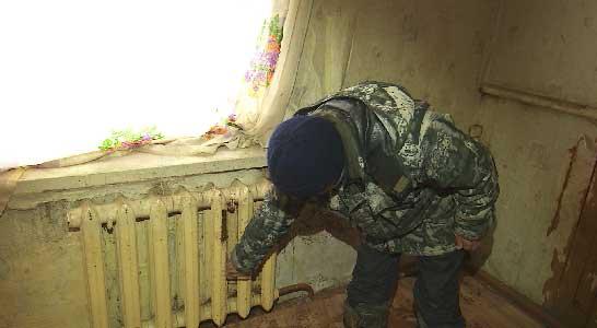 В Белоярском районе вышла из строя газовая котельная