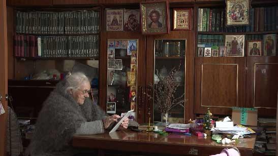 Пенсионерка из Арамиля в 89 лет стала трэвел-блогером