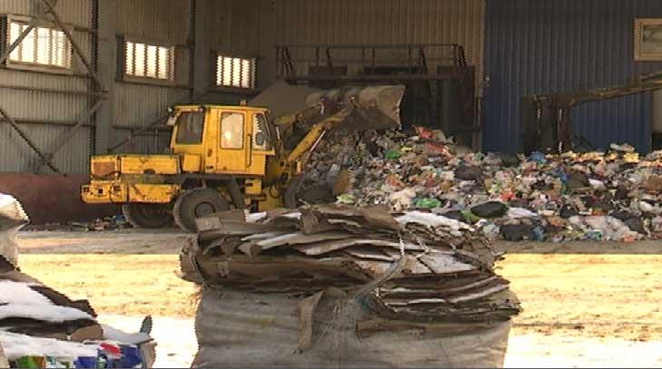 В регионе появится новый мусоросортировочный комплекс