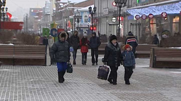Аномальные морозы вернулись на Урал