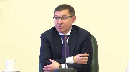 Владимир Якушев провёл совещание с редакторами уральских СМИ