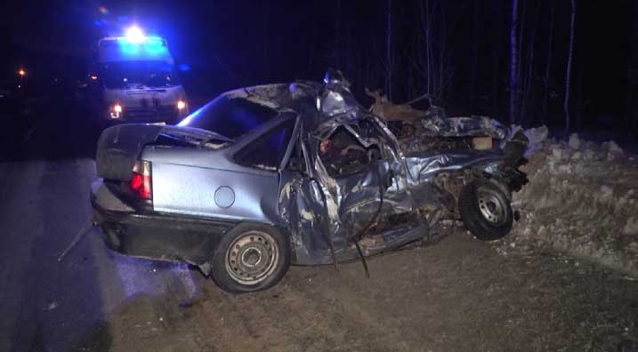 Накануне в Екатеринбурге в ДТП погибли два человека
