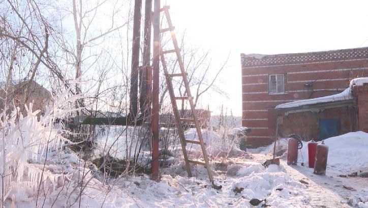В посёлке Студенческий из-за морозов остановилась газовая котельная