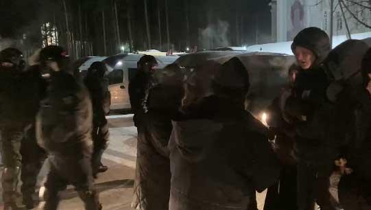В Среднеуральском женском монастыре прошли обыски