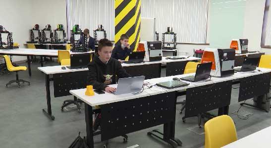 В Верхней Пышме открылся один из крупнейших детских технопарков в стране