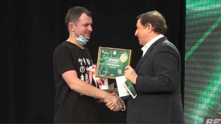Волонтёров, работающих в сфере культуры, наградили в Первоуральске