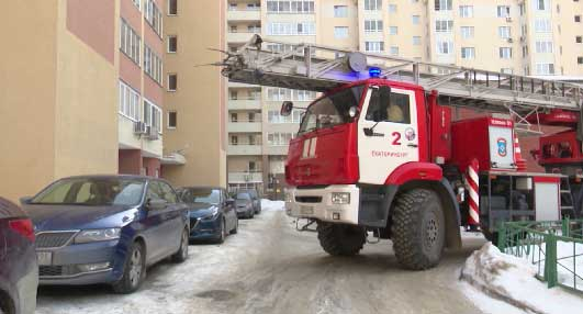 В Екатеринбурге проверяют, как спецтехника может проехать к домам в случае ЧП