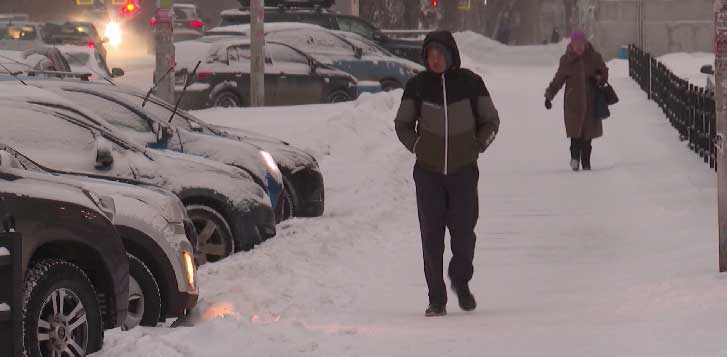 Свердловскую область ждёт очередное похолодание