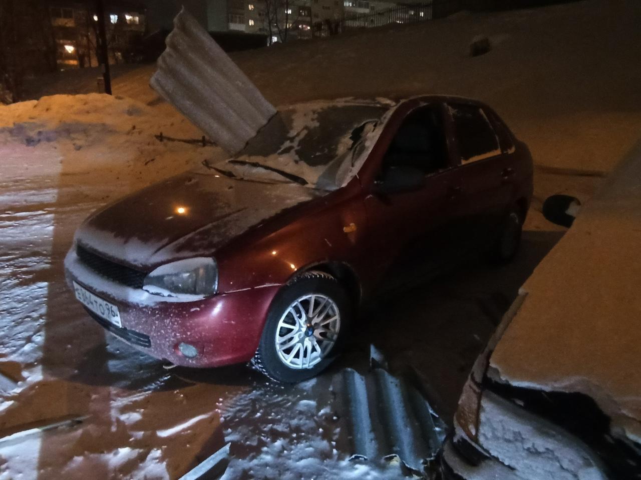 В Свердловской области сильнейший ветер принес много неприятностей