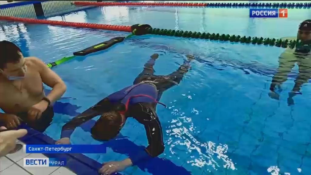 Медали в трёх дисциплинах завоевал уралец на  Кубке России по подводному спорту