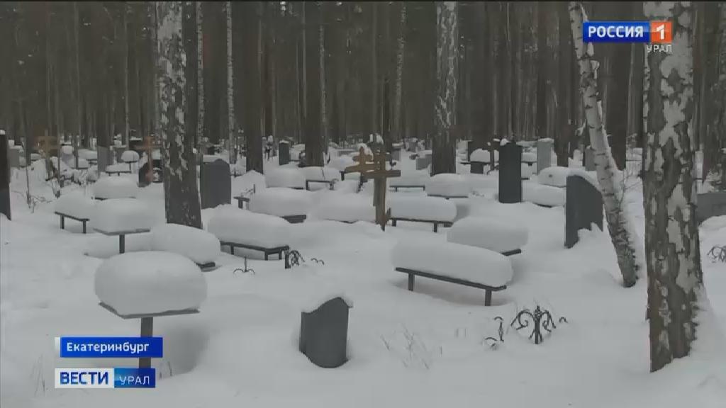 На Лесном кладбище бездомный осквернил 24 могилы