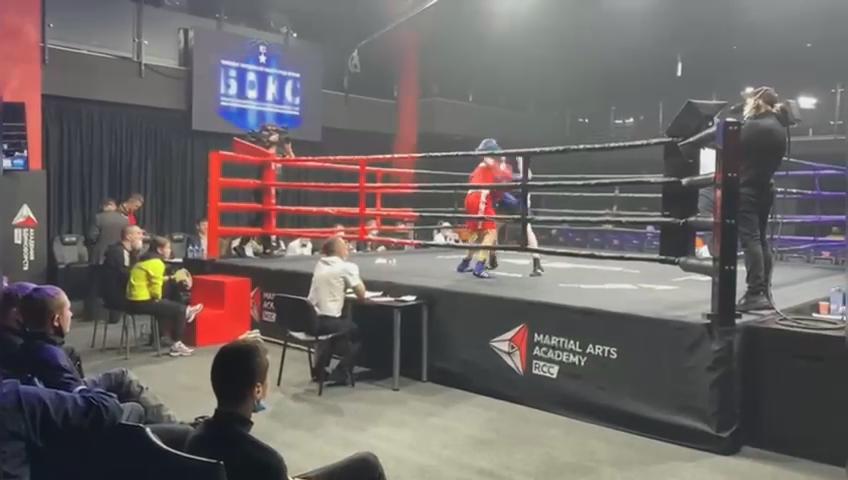В Екатеринбурге проходит турнир по боксу им. Героя РФ Евланова С.А