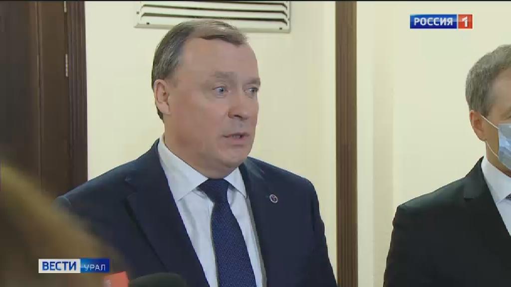 Алексей Орлов стал новым главой Екатеринбурга