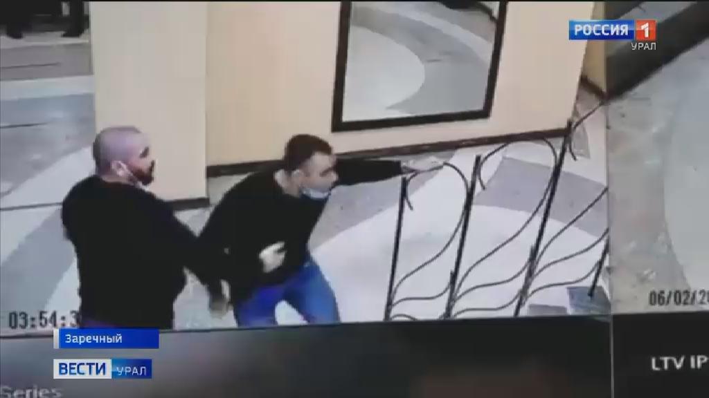 В Заречном задержан полицейский, устроивший в баре поножовщину