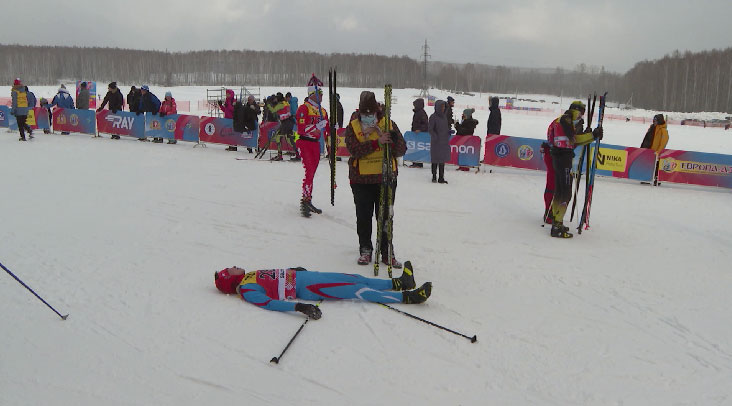 Марафон «Европа-Азия»: на лыжах через два континента