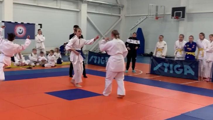 Областные соревнования по дзюдо прошли в Монетном