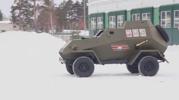 Военнослужащие ЦВО приступили к подготовке исторической техники к параду Победы