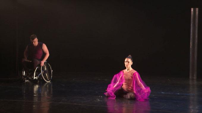Вечер инклюзивного танцтеатра прошёл в Екатеринбурге