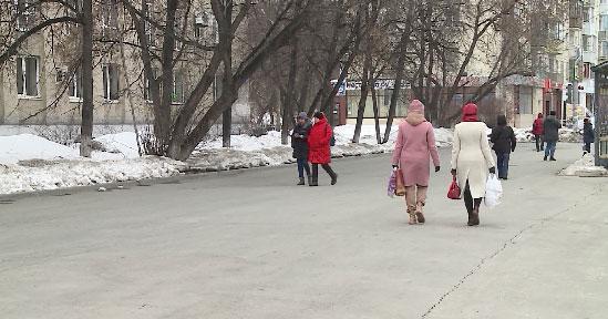 Долгожданное потепление идёт в Свердловскую область