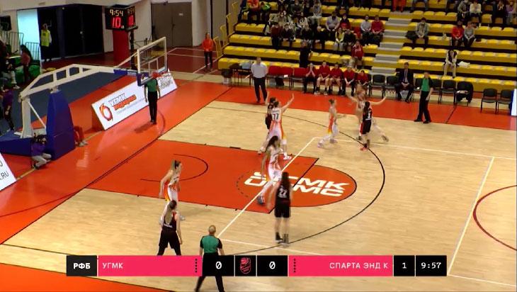 БК УГМК вышел в полуфинал турнира
