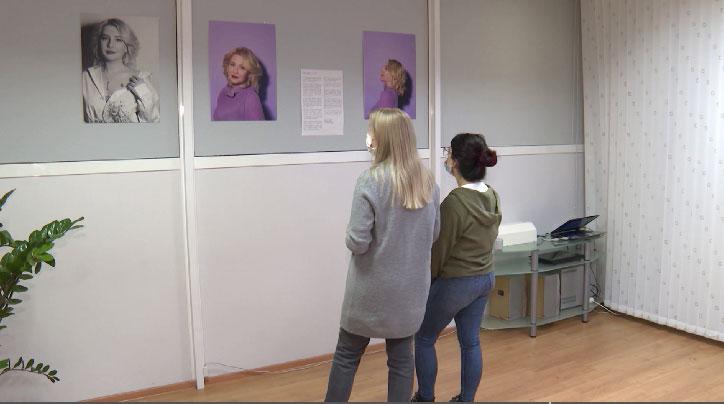 Фотопроект, посвященный женщинам, победившим рак, презентовали в Екатеринбурге