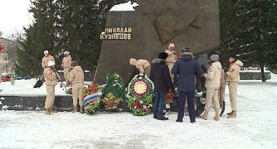 В Екатеринбурге вспоминают легендарного разведчика Николая Кузнецова