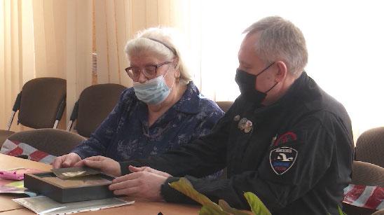 Останки красноармейца из Ревды нашли поисковики в Тверской области