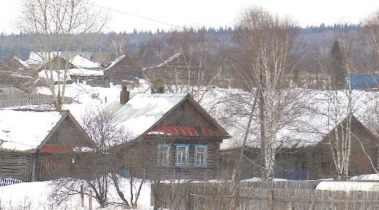 Жители Бисертского ГО перешли на газовое отопление