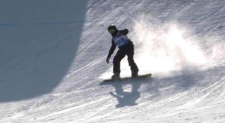 Лучшие спортсмены собрались на чемпионат УрФО по сноуборду