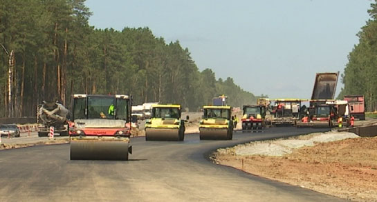 К ремонту дорог в области приступят уже 1 мая
