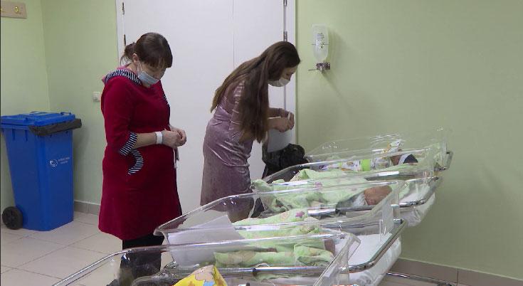 В Свердловской области зафиксирован резкий спад рождаемости