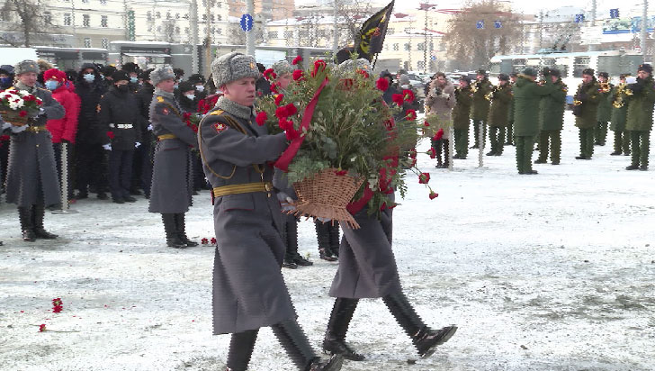 День народного подвига по формированию УДТК отметили в столице Урала