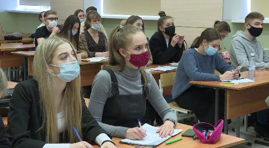 Студенты-иностранцы вернулись на учёбу в Россию