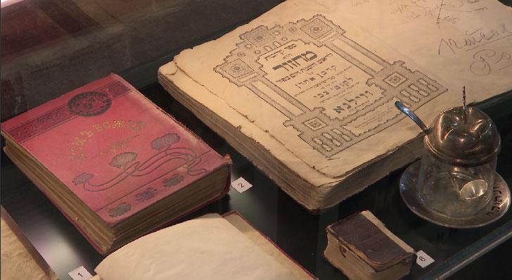 Уникальные экспонаты представили на выставке «Еврейский Екатеринбург»