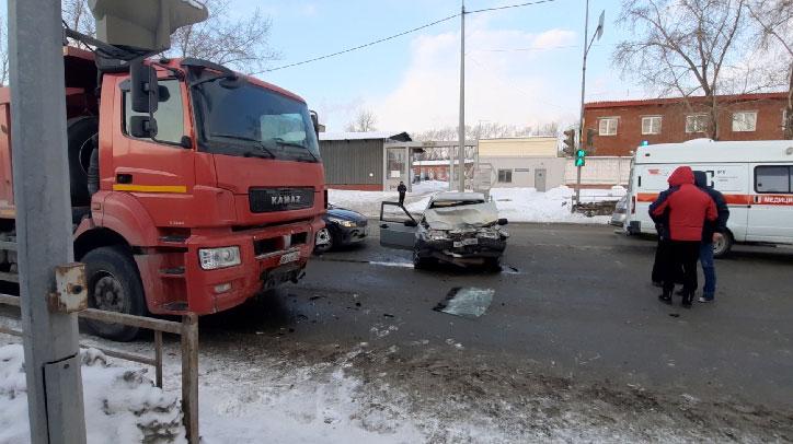 В Свердловской области всплеск ДТП