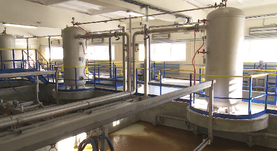 В Ревде запустили новые очистные сооружения воды