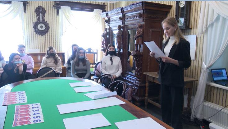 Чемпионат по чтению вслух «Страница 21» прошёл в Екатеринбурге